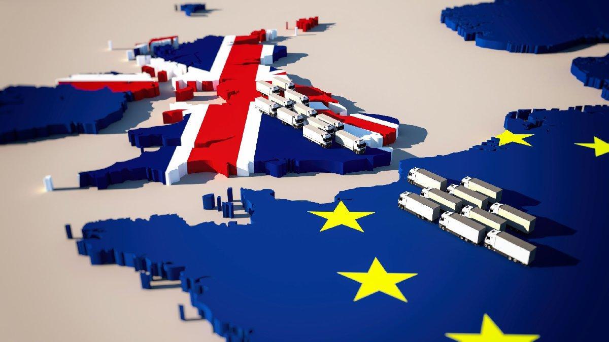Brexit gıda tedarik zincirini kırdı, İngiltere gıda sorunu ile karşı karşıya