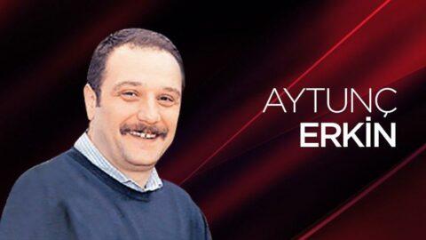 Ali Bayramoğlu'nun uçaktaki mutluluğu!
