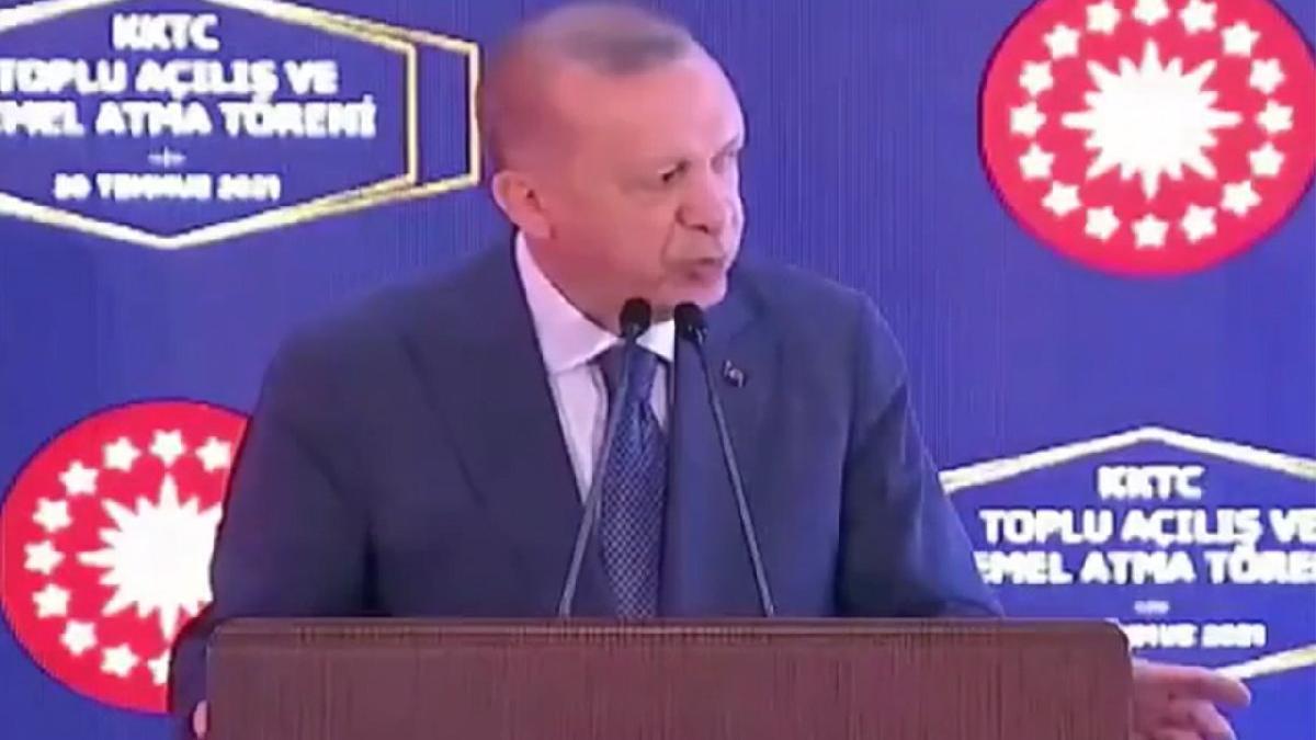 Erdoğan görevlileri azarladı: Kim yönetiyor bunu?