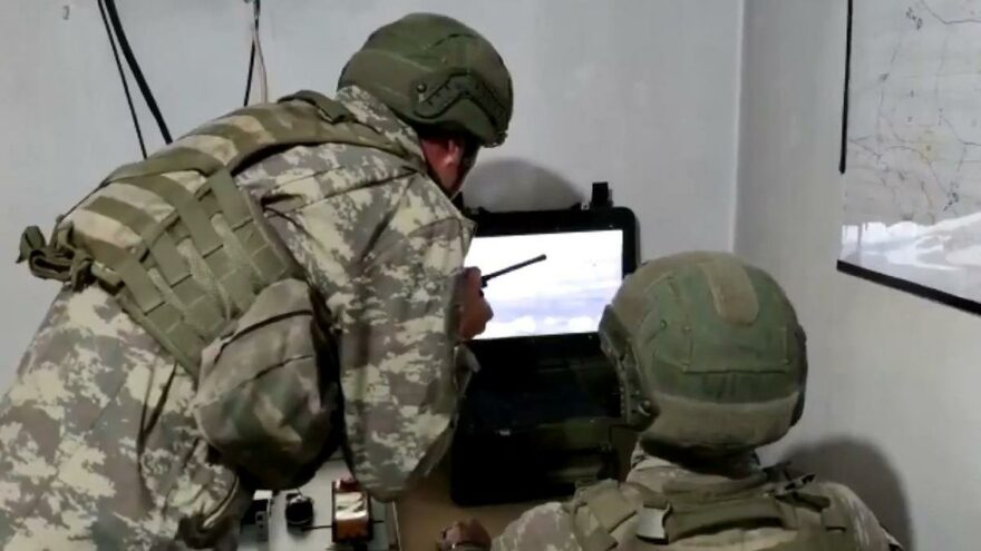 MSB duyurdu: Saldırı hazırlığındaki 6 PKK'lı öldürüldü