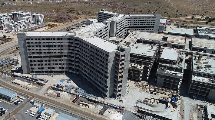 Şehir Hastanesi, şehir efsanesi oldu