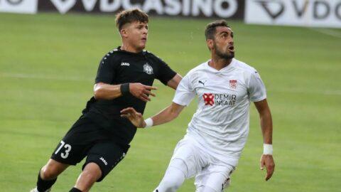 Sivasspor Petrocub'u ağırlıyor