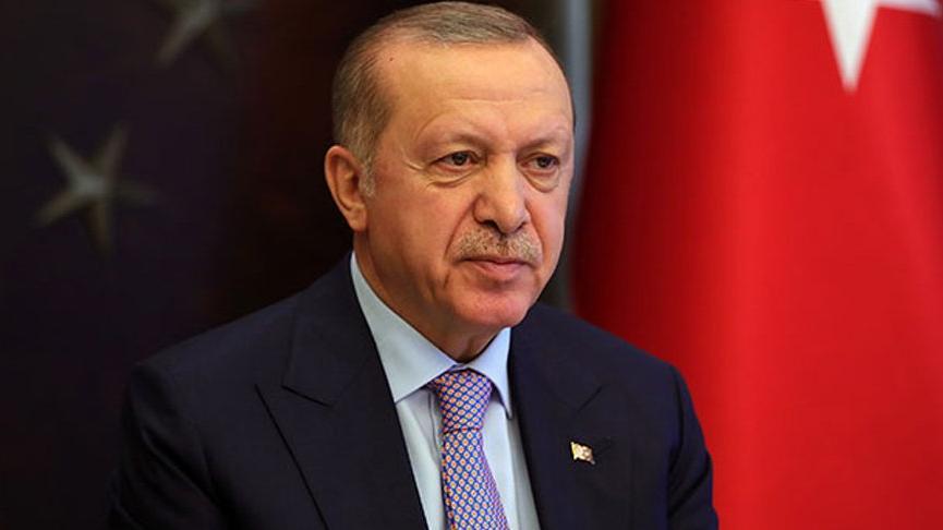 Cumhurbaşkanı Erdoğan'dan orman yangınlarıyla ilgili açıklama