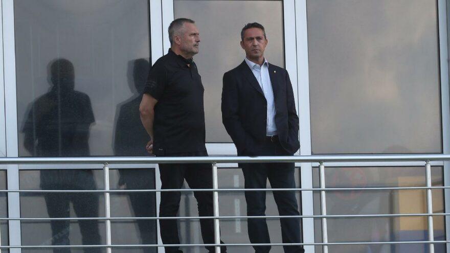 Fenerbahçe'de görev değişimi! Volkan Ballı artık İdari Menajer değil…