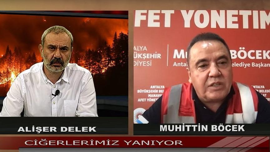 Sözcü TV Özel Yayın: Yangın bölgelerinde neler oluyor?
