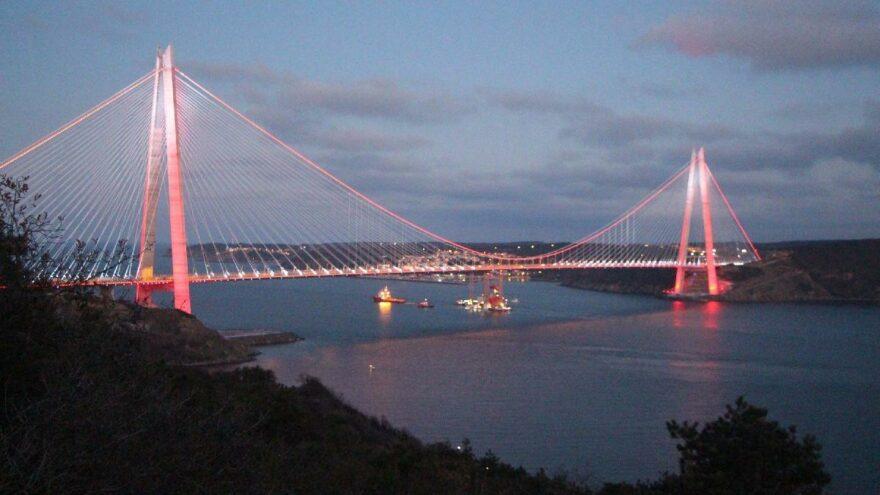 Üçüncü köprünün Çinlilere satış görüşmeleri durduruldu