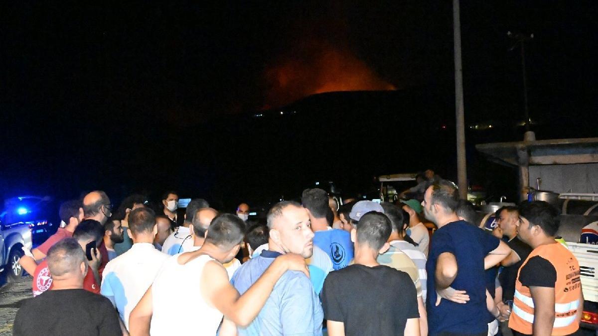 Hem yangınlar hem de corona vaka ve ölümleri arttı