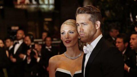 Ryan Reynolds'tan eşi Blake Lively için övgü dolu sözler