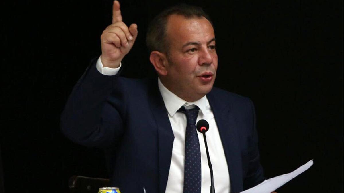Bolu Belediye Başkanı Tanju Özcan: Bana kayyum atayacak adamın alnını karışlarım