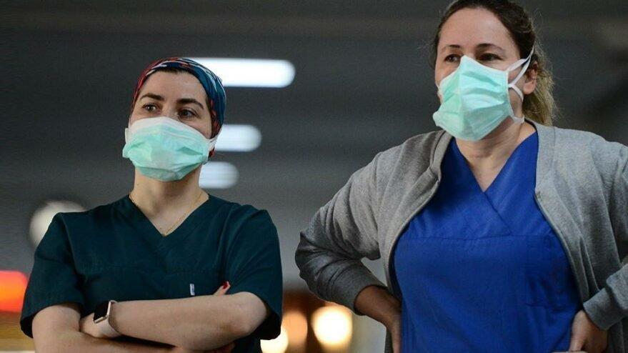 Sağlık çalışanlarının izinleri iptal edildi