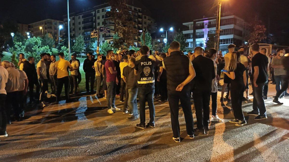 Altındağ olayında bıçaklananlardan biri öldü