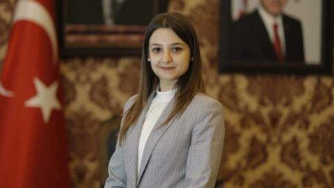 Gaziantep'in kadın kaymakamı