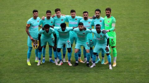 Menemenspor BB Erzurumspor engelini aştı