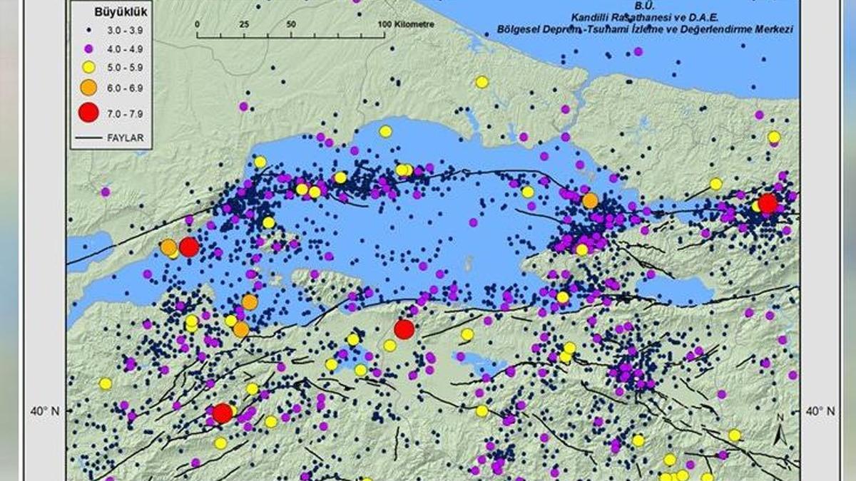 Olası Marmara depremi 28 milyon kişiyi etkileyecek