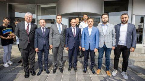 İzmir'de Dünya Bankası'ndan alınacak kentsel dönüşüm kredisi için iş birliği kararı