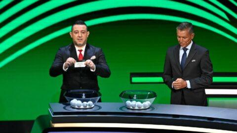 UEFA Konferans Ligi kuraları çekildi