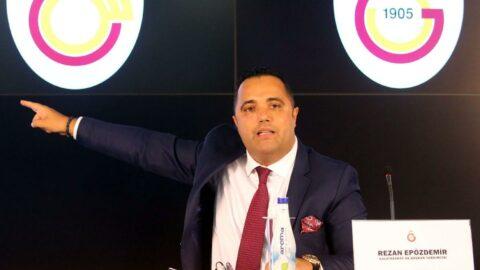 Galatasaray cephesinden Tahir Kıran'a sert cevap