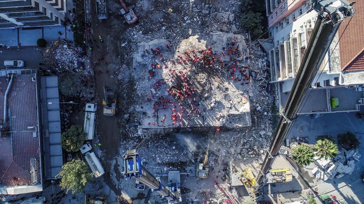 İzmir depreminde 36 kişinin öldüğü binanın mimarı: İmza benim ancak projeyi ben çizmedim