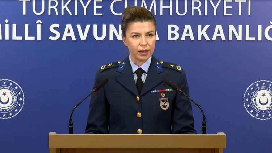 MSB: 1 Ocak'tan itibaren bin 865 terörist etkisiz hale getirildi