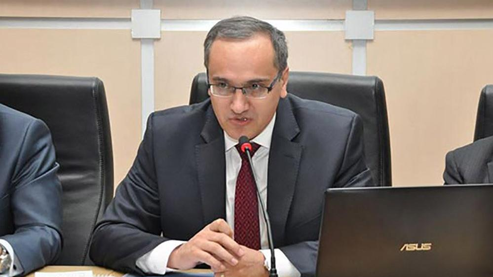 THK Kayyum Heyeti Başkanı AKP'li Cenap Aşçı istifa etti