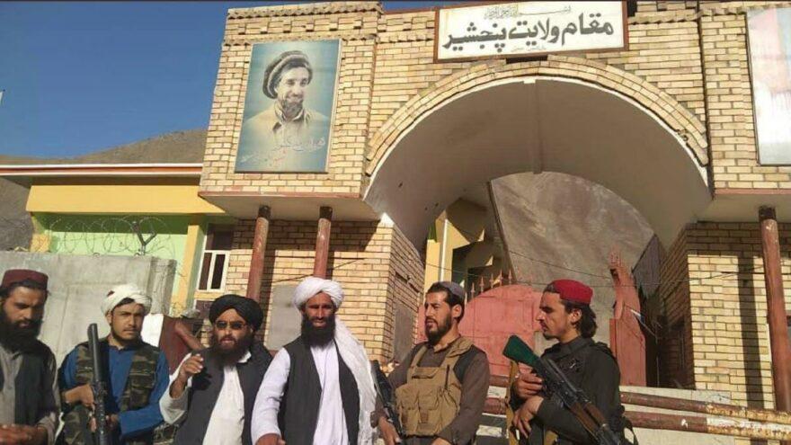 Taliban Pencşir'i tamamen ele geçirdi
