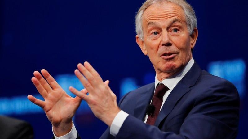 """İngiltere'nin eski Başbakanı Blair: """"Radikal İslam, Batı için en büyük tehdit"""""""
