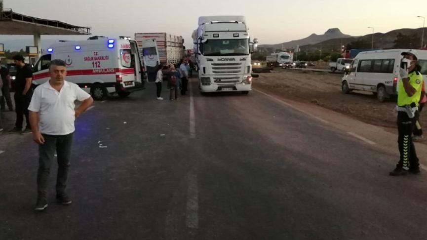Feci kaza: 5'i ağır 18 yaralı