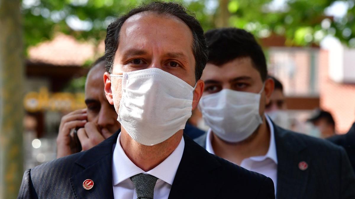 Fatih Erbakan'dan aşı yorumu: Yarı insan yarı maymun çocuklar doğurmasına sebep olabilir