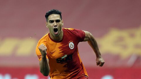 Galatasaray'da başkan Burak Elmas açıkladı! Falcao için ödenen tazminat...