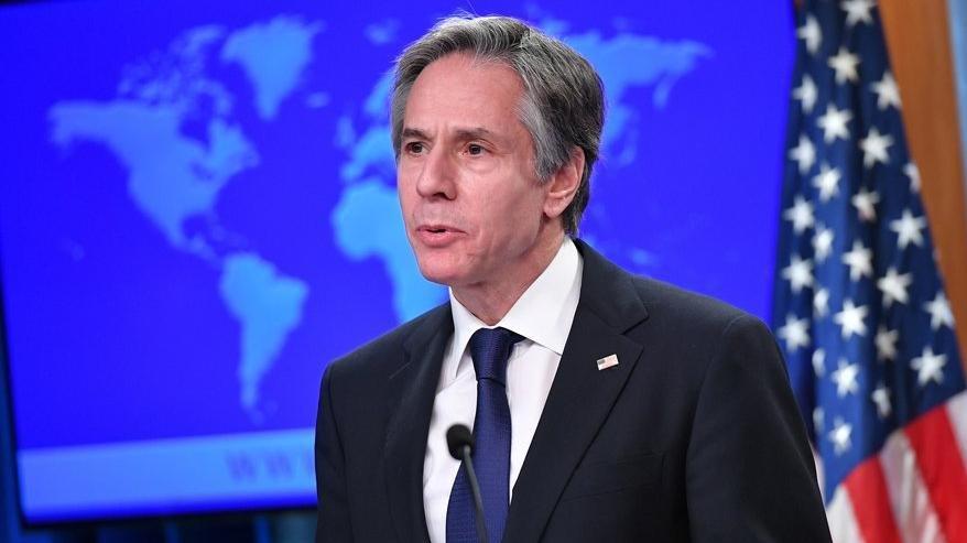 ABD Dışişleri Bakanı Blinken: Fransa hayati ortağımız