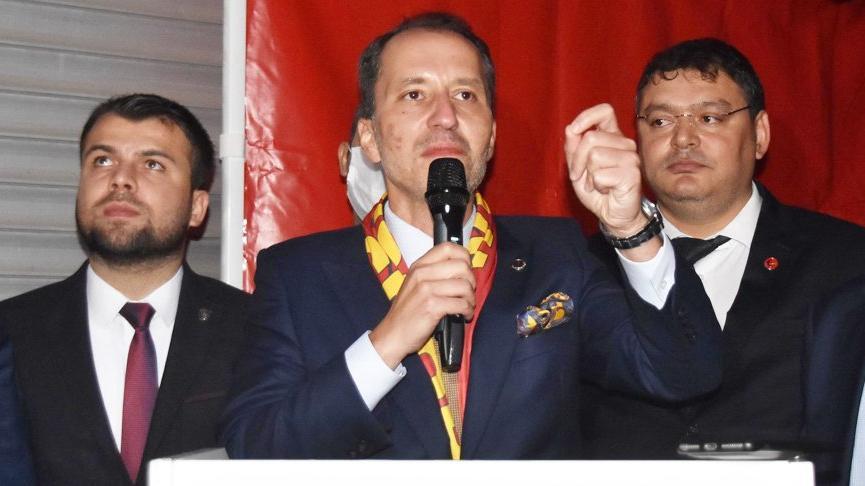 Fatih Erbakan'dan 'çoklu maaş' çıkışı