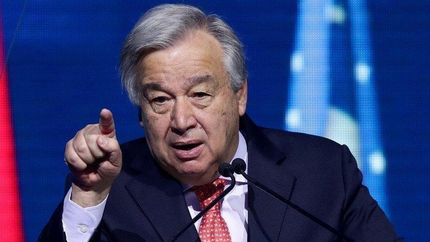 Birleşmiş Milletler'den uyarı: Dünya, felaket bir yolda...