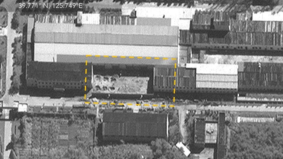 Kuzey Kore'den korkutan adım: Nükleer tesisteki genişleme uyduda ortaya çıktı