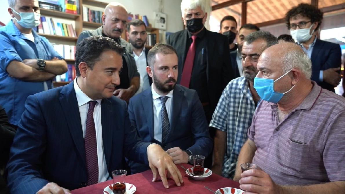 Ali Babacan: Cumhur İttifakı'nda yer almayacağımız kesin