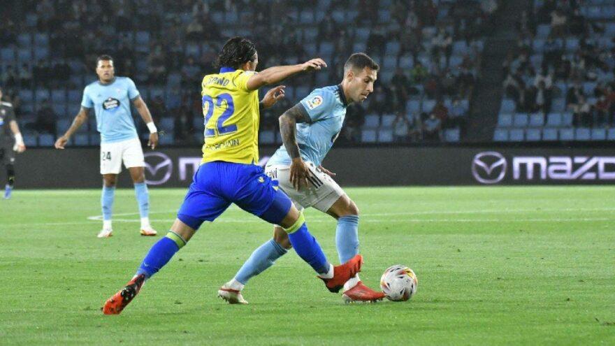 Cadiz, sadece 87 pasla Celta Vigo'yu mağlup etti