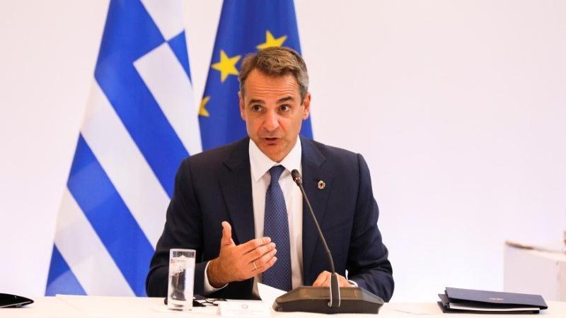Yunanistan Başbakanı Mitsotakis'ten Türkiye açıklaması: Erdoğan'la hemfikiriz