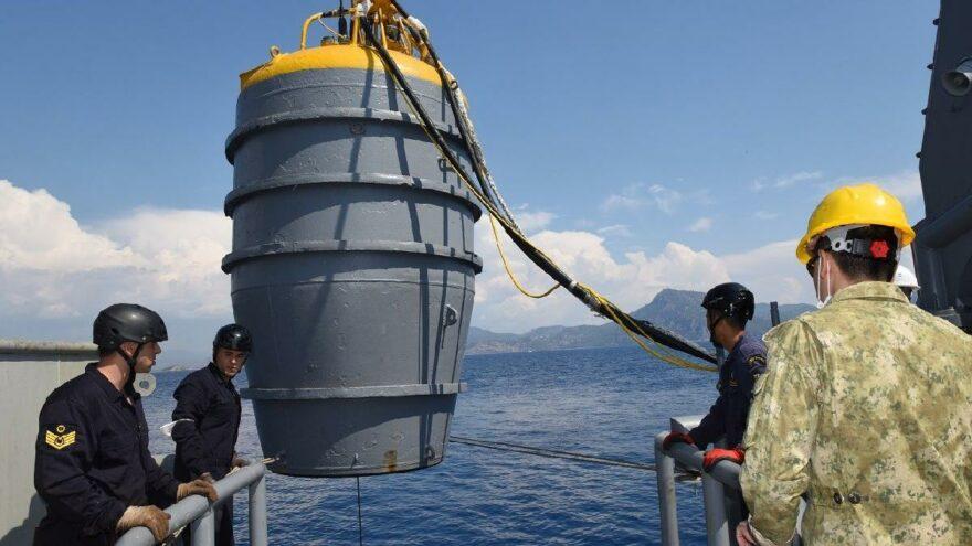 Doğu Akdeniz'de denizaltı kurtarma tatbikatı icra edildi