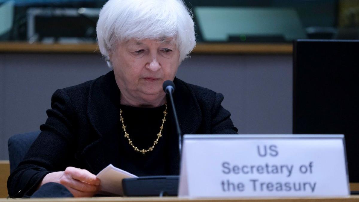 Yellen, 'borç limiti' çağrısını yineledi: Tarihi bir krizi tetikleyebilir