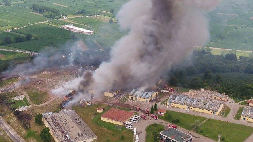 Havai fişek fabrikası patlama davasında yeni gelişme