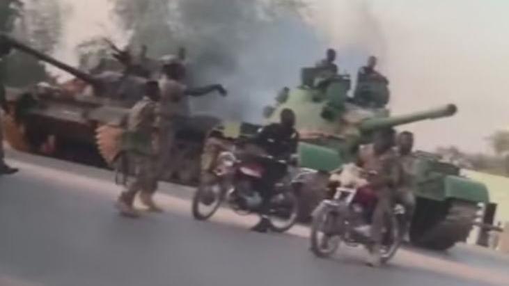 Sudan'da darbe girişimi: Yetkililer ilk açıklamayı yaptı