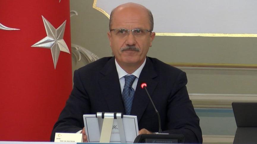 YÖK Başkanı, üniversitelerde alınan tedbirleri açıkladı