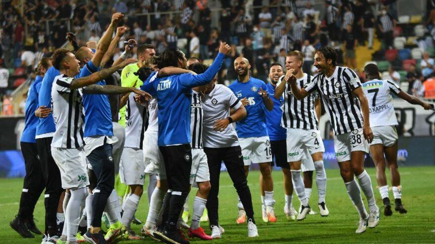 Altay Süper Lig'e müthiş döndü