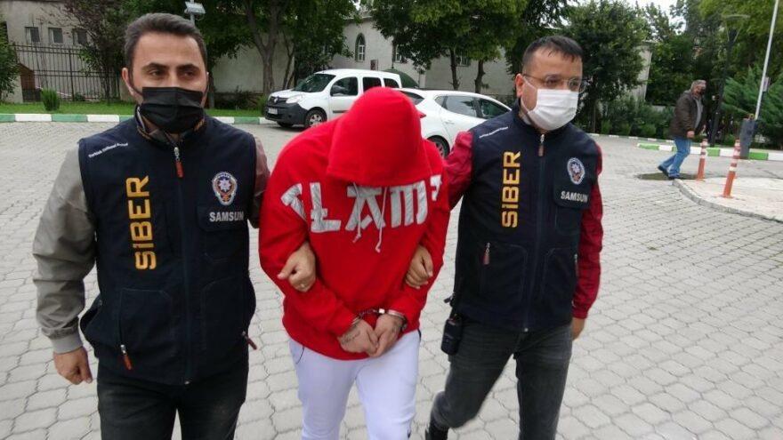 Pandemide evden para kazanma vaadiyle dolandırıcılık iddiasına gözaltı