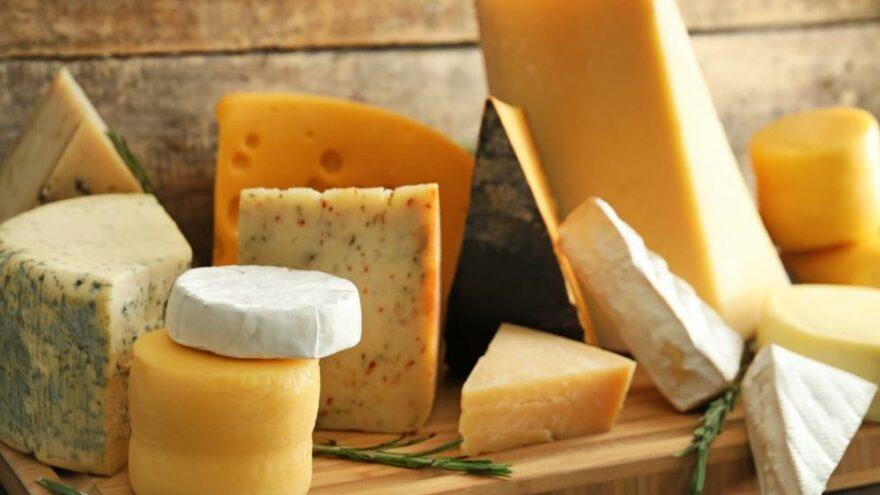 Kalp sağlığı için peynir ve krema