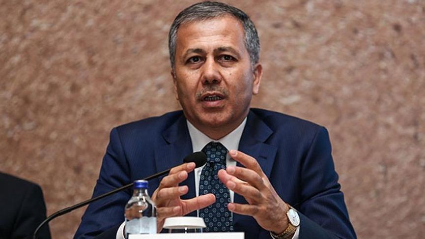 İstanbul Valisi, 'Telefonla arayacağız' diyerek duyurdu