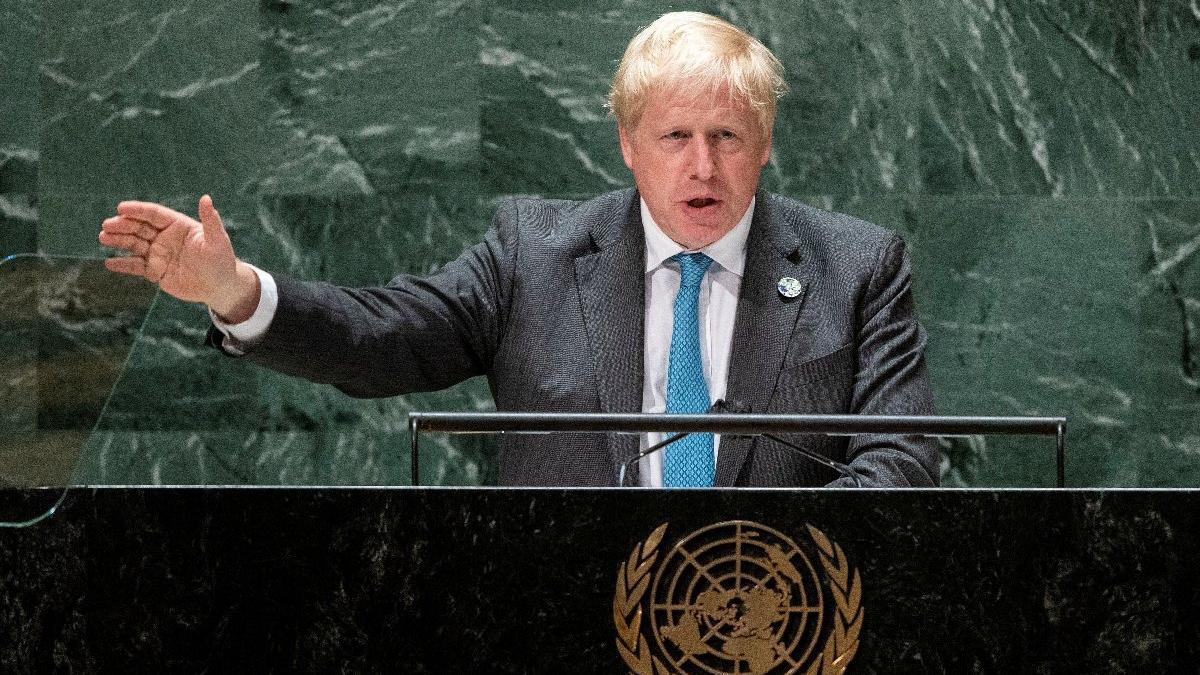 Johnson'dan küresel iklim krizi uyarısı
