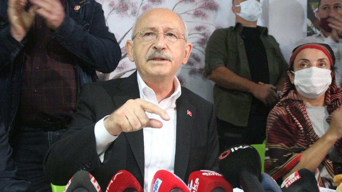 Kılıçdaroğlu: Kaçak çayları yakacağım