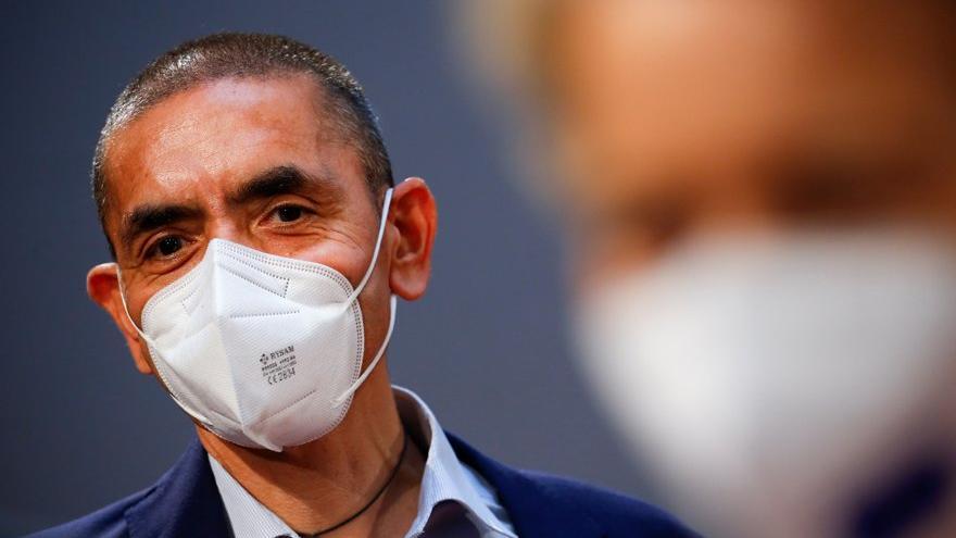 FDA'nın BioNTech aşısına acil onay kararına Uğur Şahin'den jet yanıt