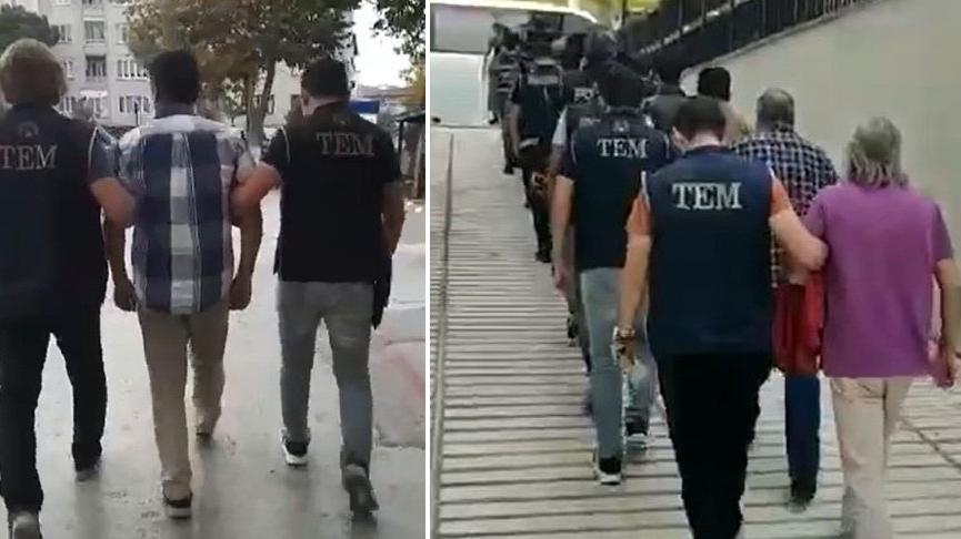 Balıkesir merkezli FETÖ operasyonunda 7 tutuklama