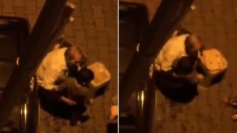 Sokak ortasında iki erkek çocuğuna tacizden tuklandı